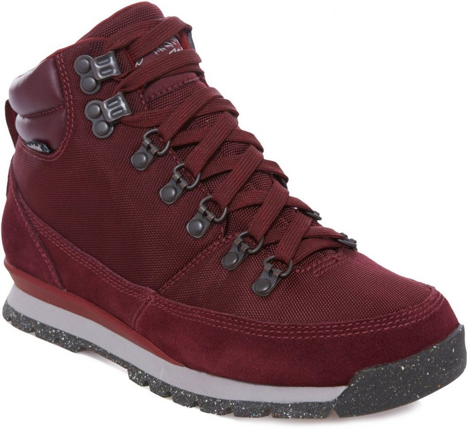 The North Face Kletterschuh »Back-To-Berkeley Redux Shoes Women« in rot