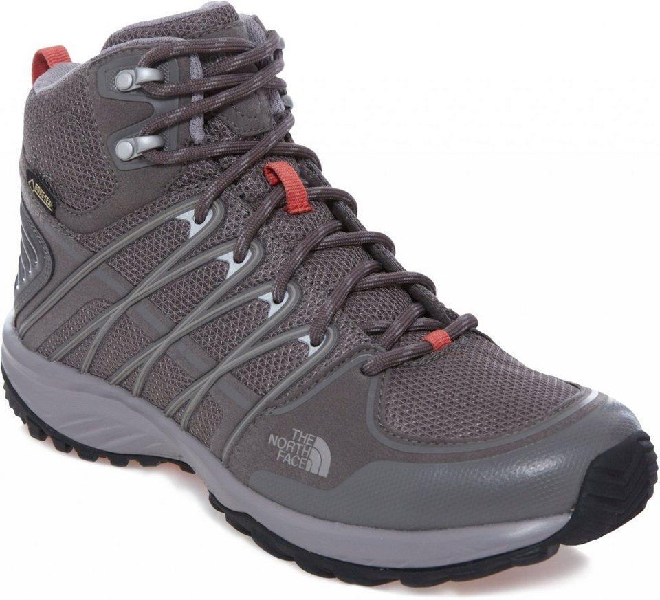 The North Face Kletterschuh »Litewave Explore Mid GTX Shoes Women« in grau