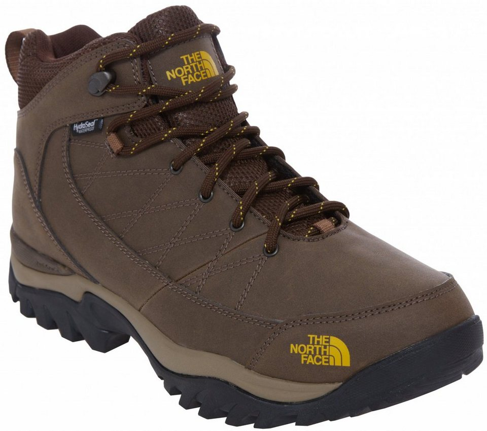 The North Face Kletterschuh »Storm Strike WP Boots Men« in grau