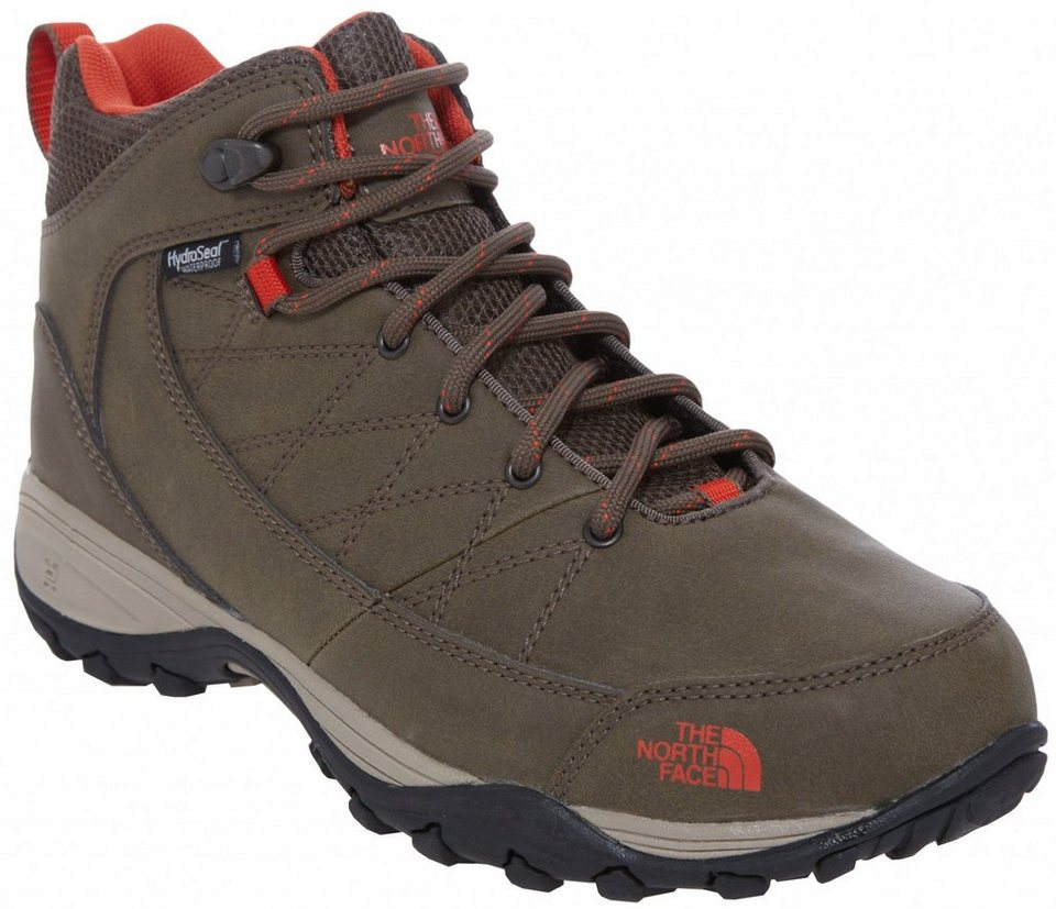 The North Face Kletterschuh »Storm Strike WP Boots Women« in braun