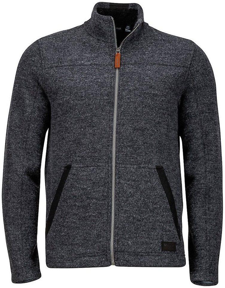 Marmot Outdoorjacke »Bancroft Jacket Men« in grau