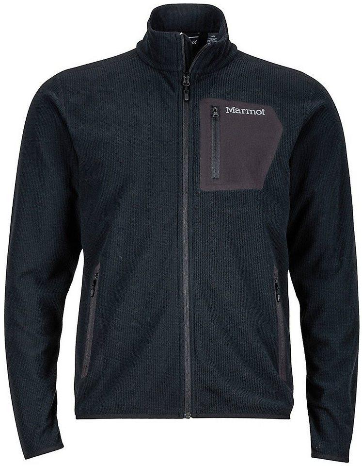 Marmot Outdoorjacke »Rangeley Jacket Men« in schwarz