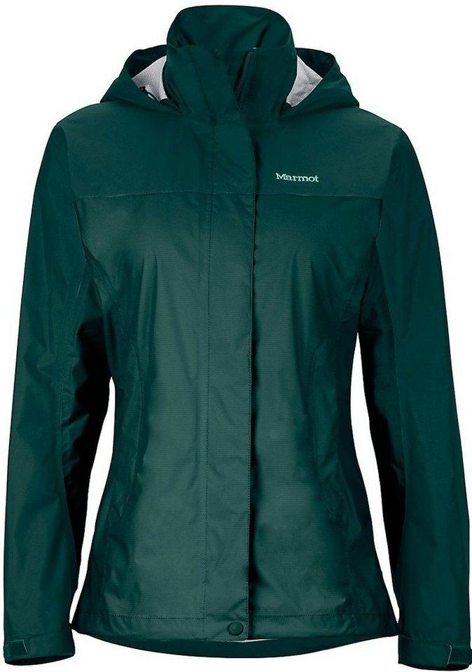 Marmot Regenjacke »PreCip Jacket Women« in petrol