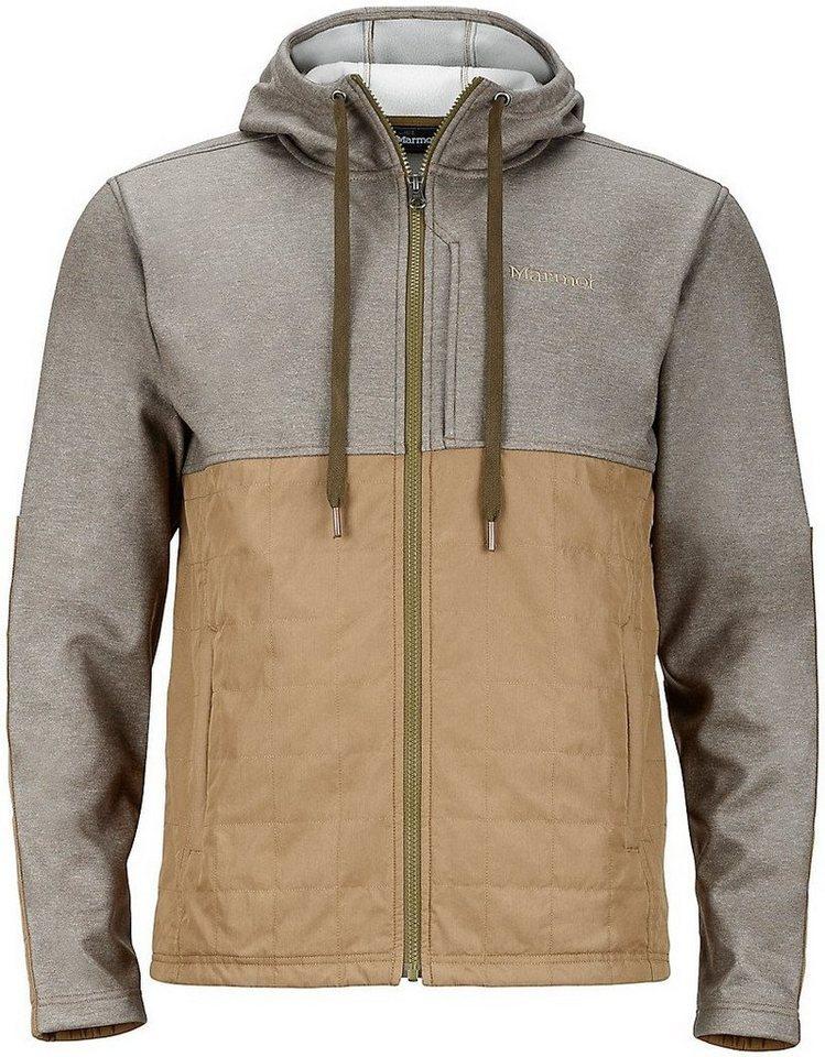 Marmot Pullover »Tolman Hoody Men« in braun