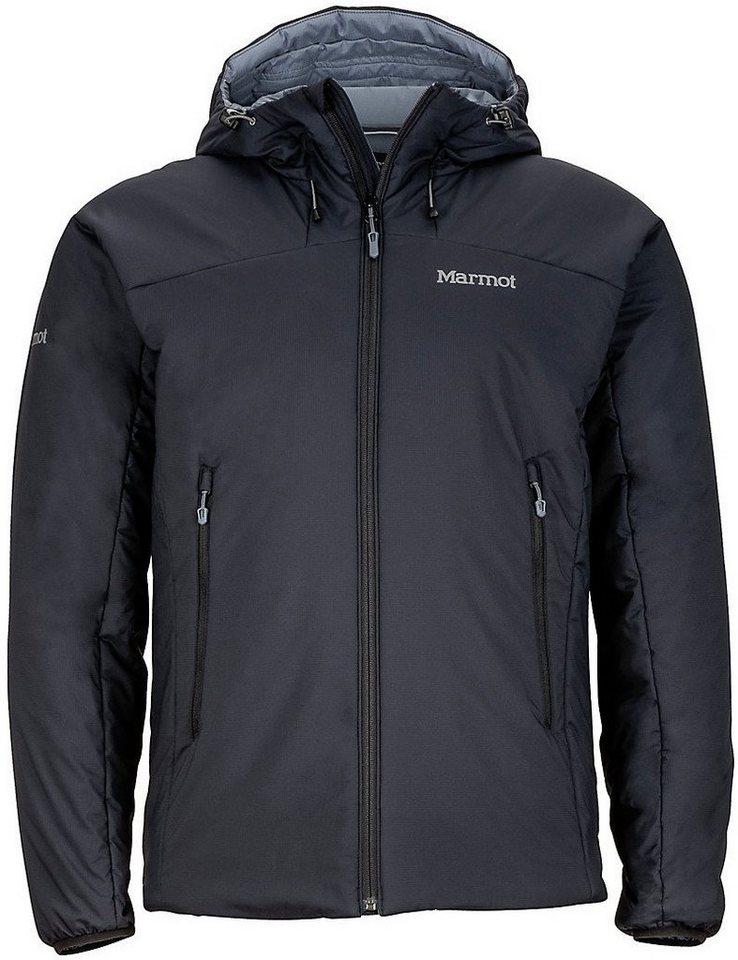 Marmot Outdoorjacke »Astrum Jacket Men« in schwarz