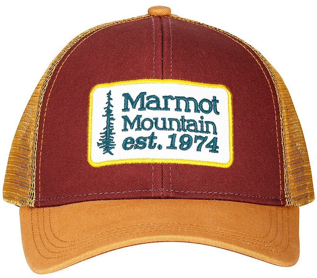 Marmot Hut »Retro Trucker Hat«
