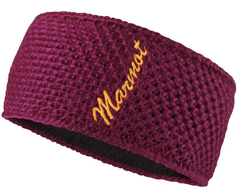 Marmot Hut »Theo Headband« in pink