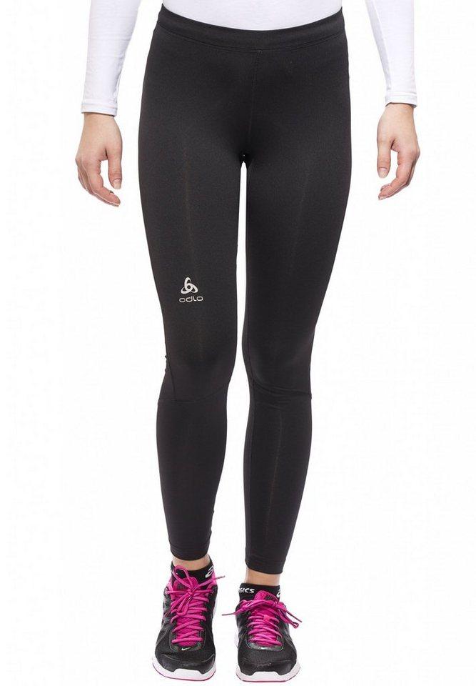 Odlo Jogginghose »Sliq Tights Women« in schwarz