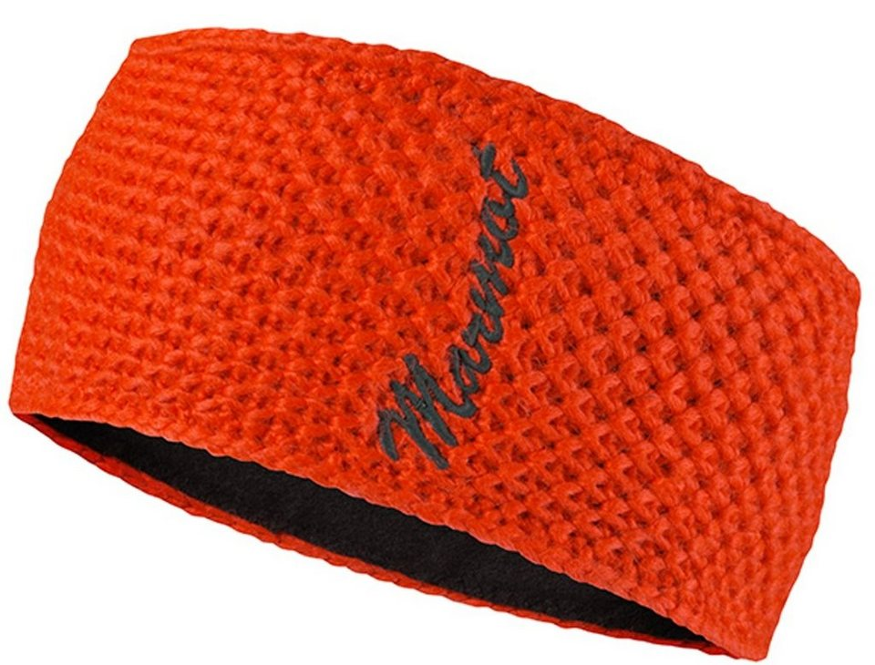 Marmot Hut »Theo Headband« in orange