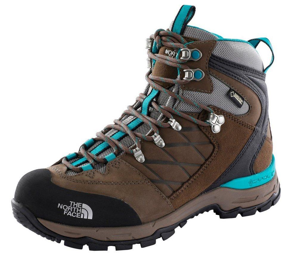 The North Face Kletterschuh »Verbera Hiker II GTX Shoes Women« in braun