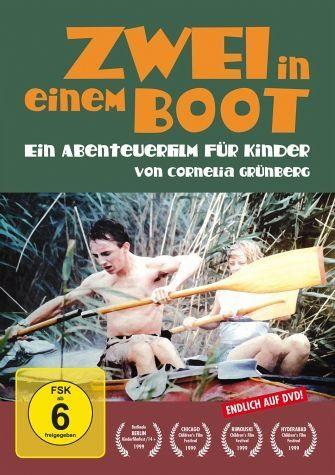 DVD »Zwei in einem Boot«