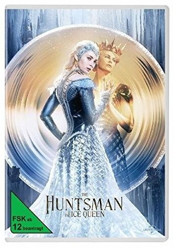 DVD »The Huntsman & the Ice Queen«