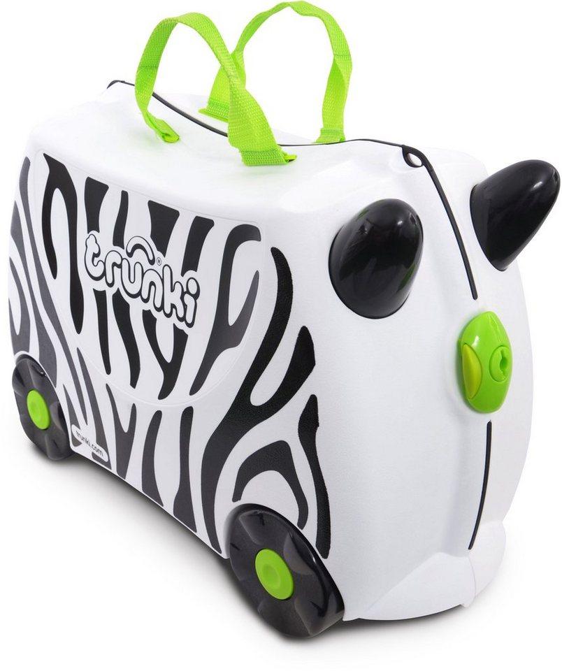 knorr toys Kinderkoffer, »Trunki Zimba Zebra«