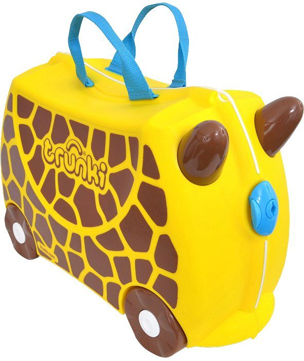 knorr toys Kinderkoffer, »Trunki Giraffe Gerry«