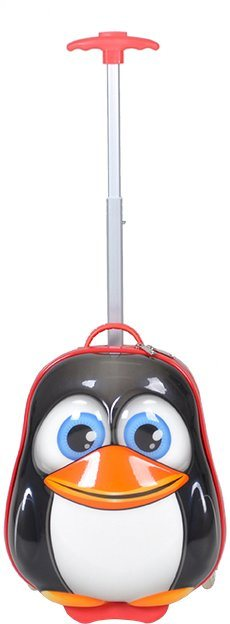 knorr toys Kinder Trolley, »Bouncie Pinguin«