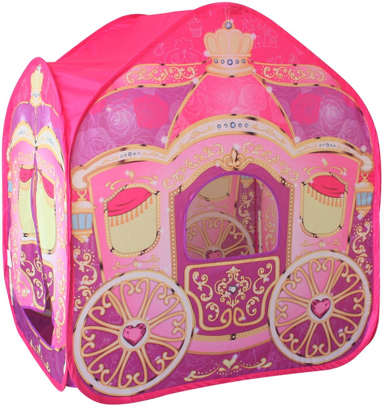 knorr toys Spielzelt Kutsche, »Princess Charlotte«