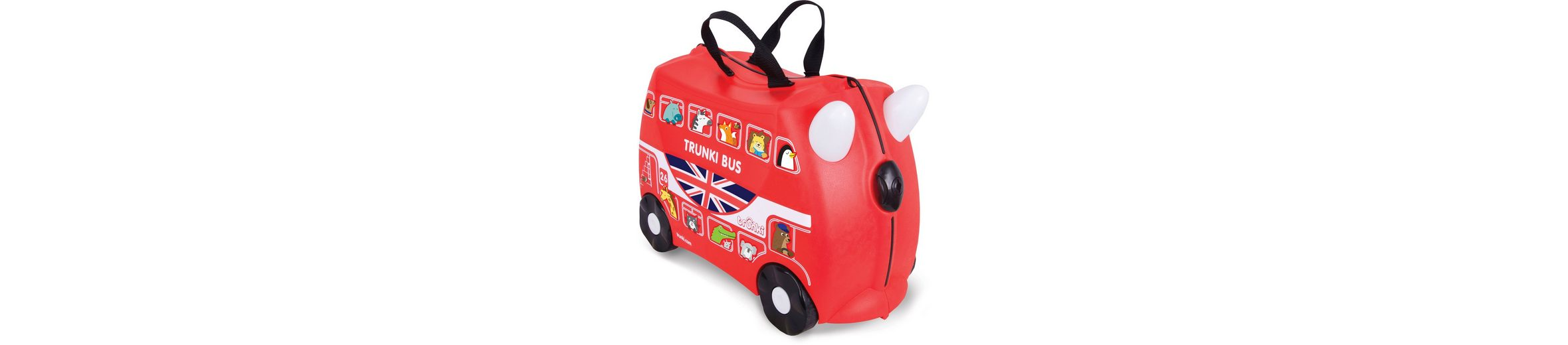 knorr toys Kinderkoffer, »Trunki London Bus«