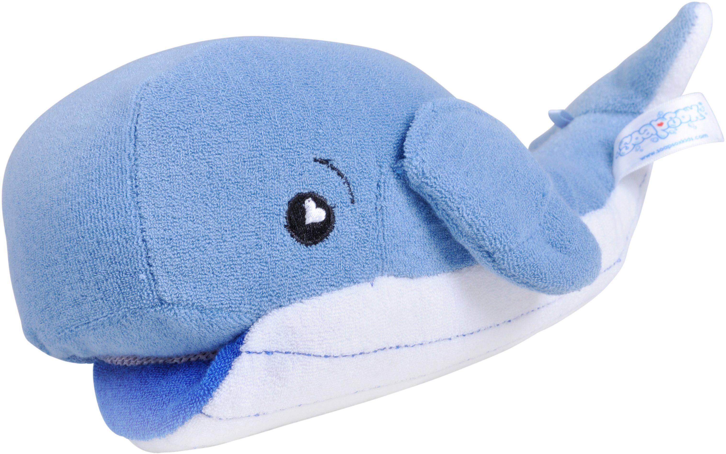 knorr toys Badeplüschtier, »SoapSox® sea family Jackson«