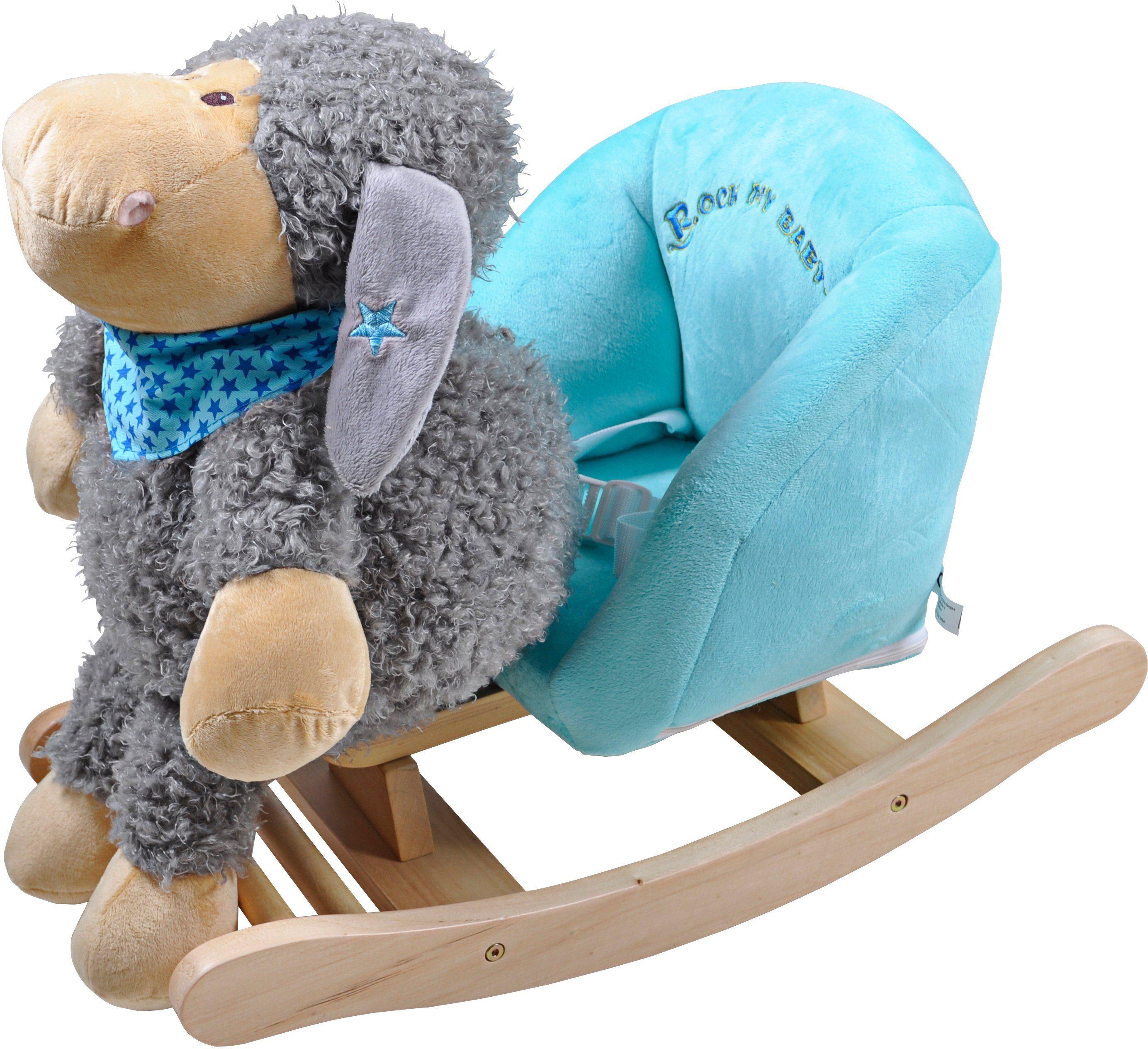 knorr toys Schaukeltier, »Schaf Elli«
