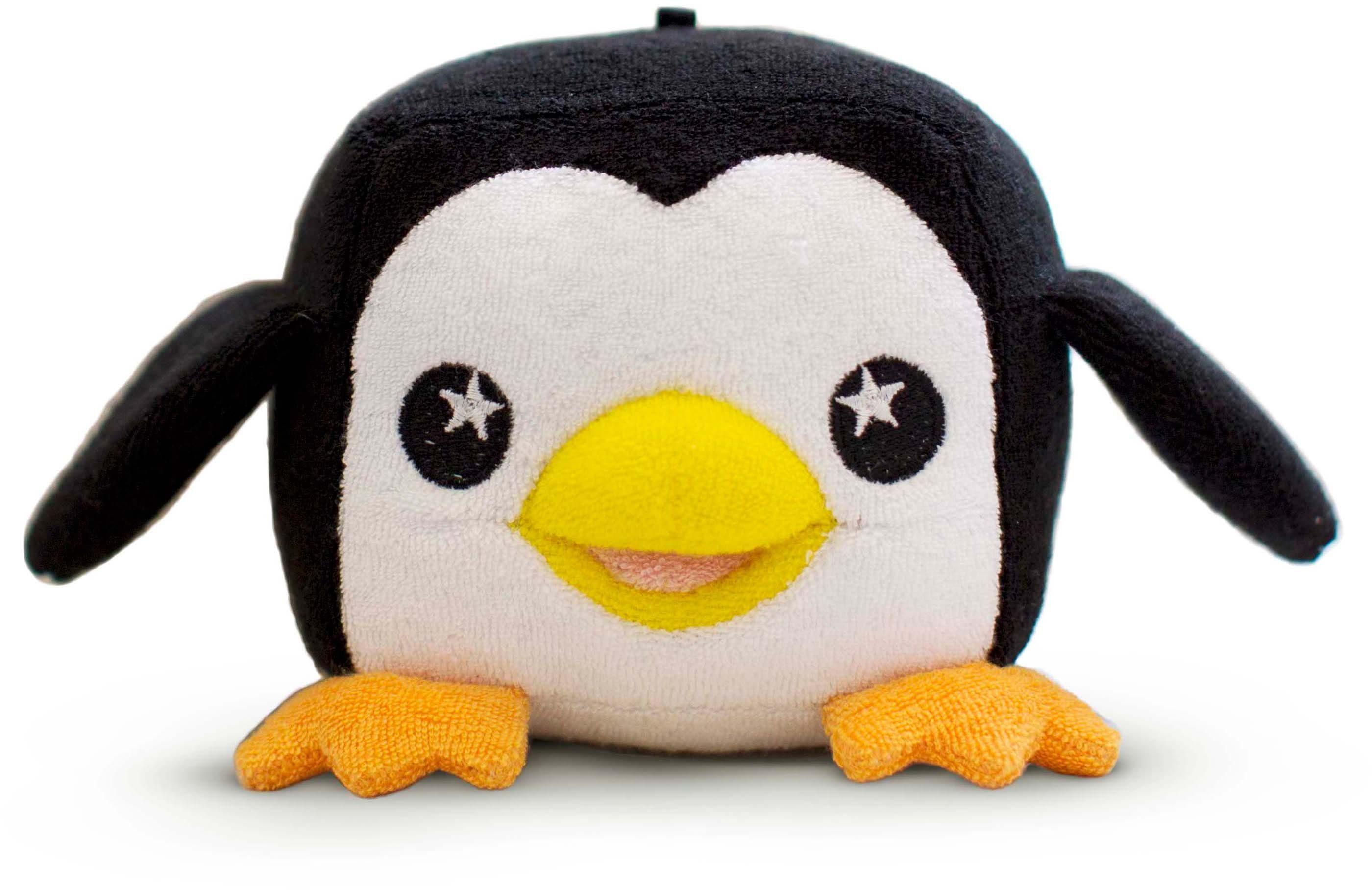 knorr toys Badeplüschtier, »SoapPals® Penguin«