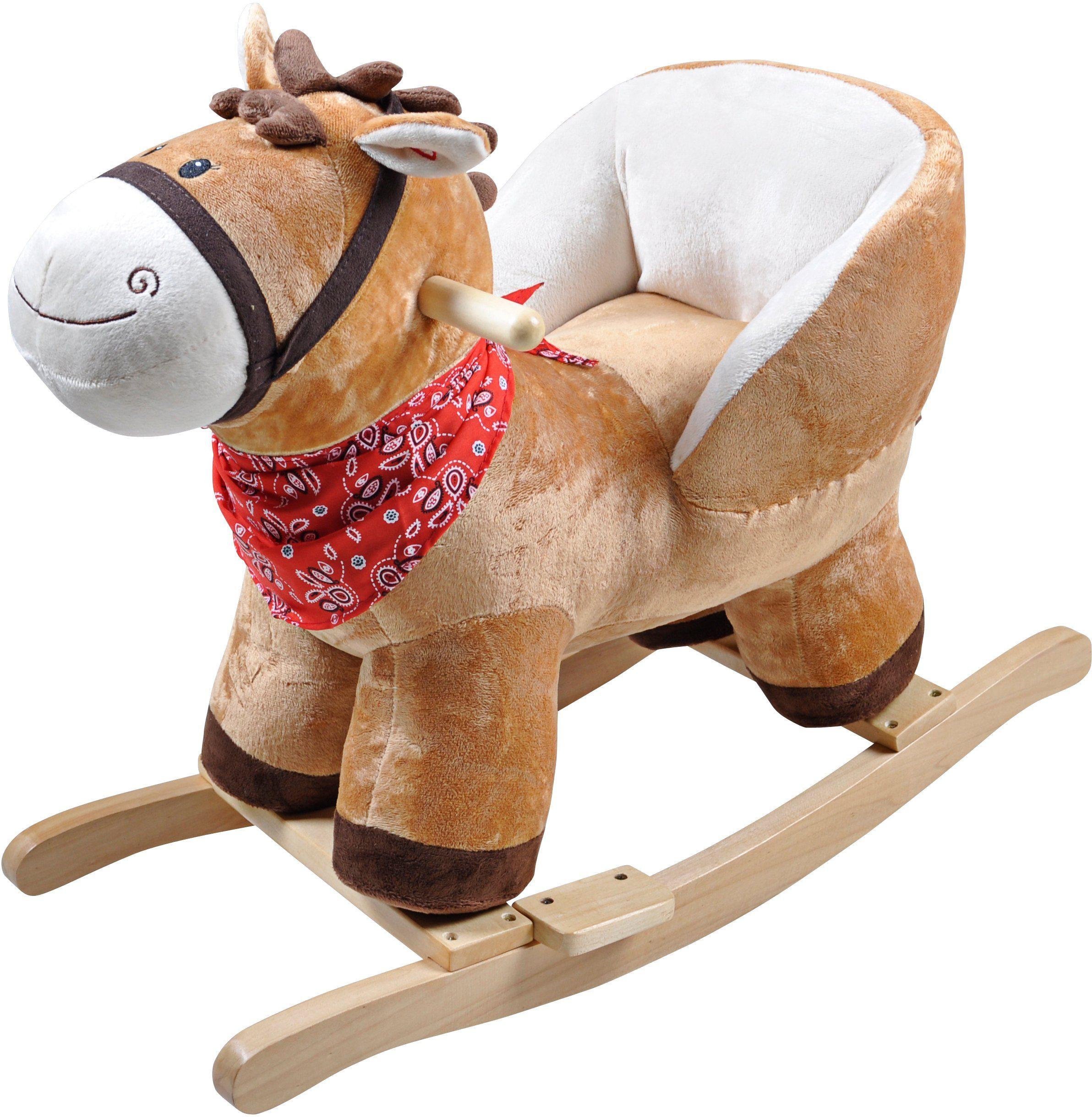 knorr toys Schaukelpferd mit Sound, »Kathy«