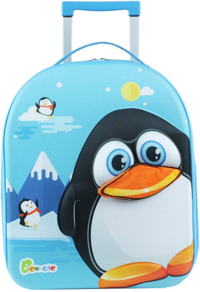knorr toys Kinder Trolley, »Bouncie 3D Pinguin«