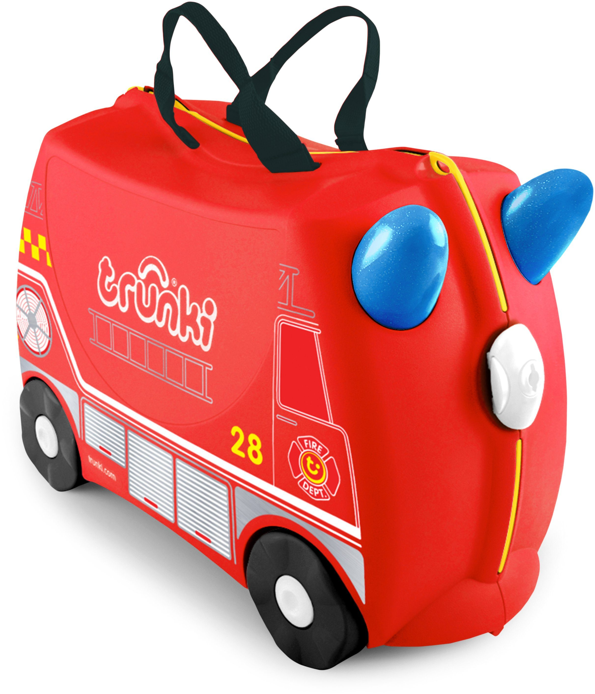 knorr toys Kinderkoffer, »Trunki Frank Fire«