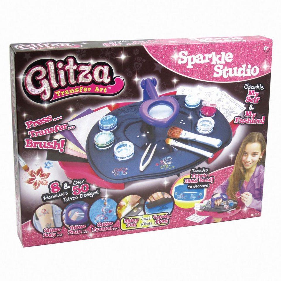 knorr toys Kreativset, »GLITZA Design Studio«