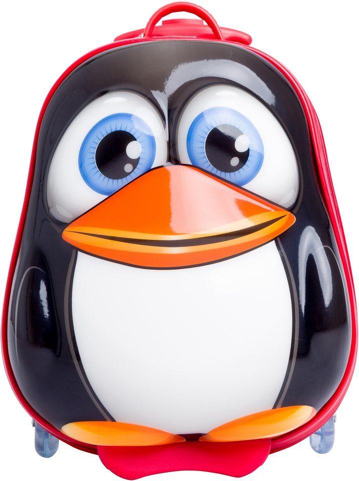 knorr toys Kinder Trolley, »Bouncie Pinguin«