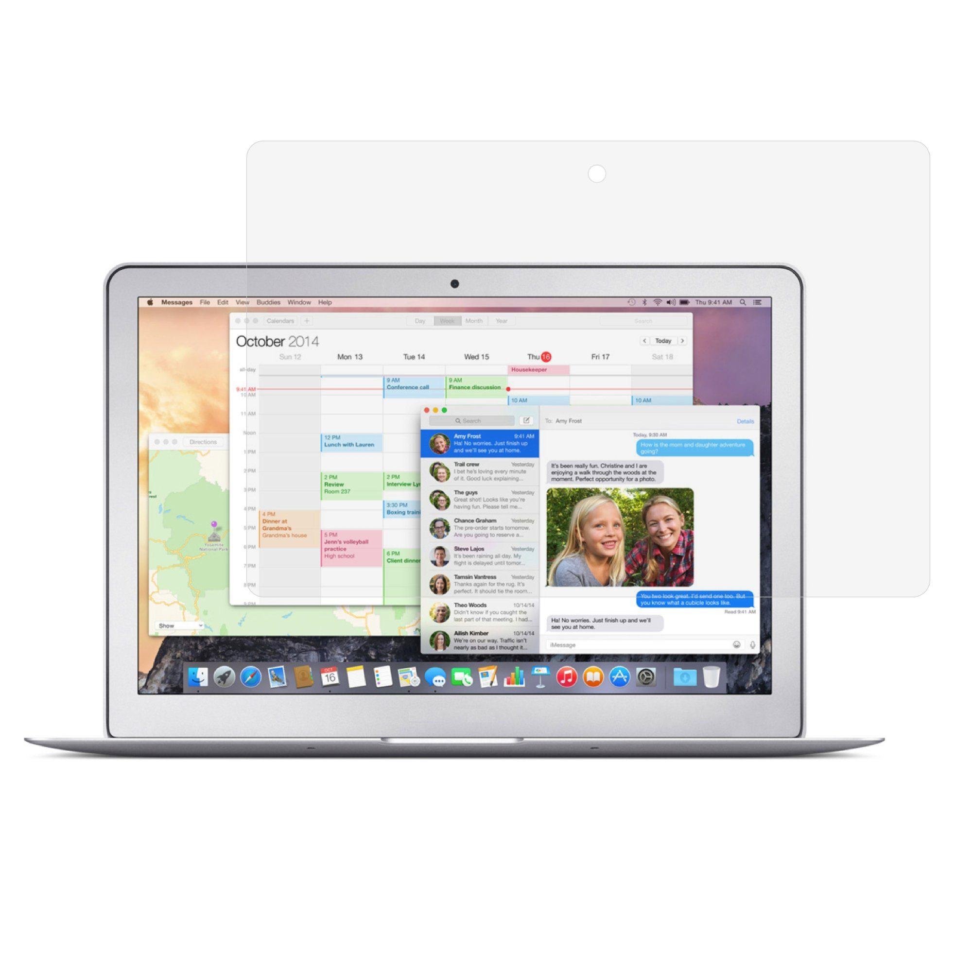 """XtremeMac Privatsphärenglas für Macbook 12"""" »Tuffshield«"""