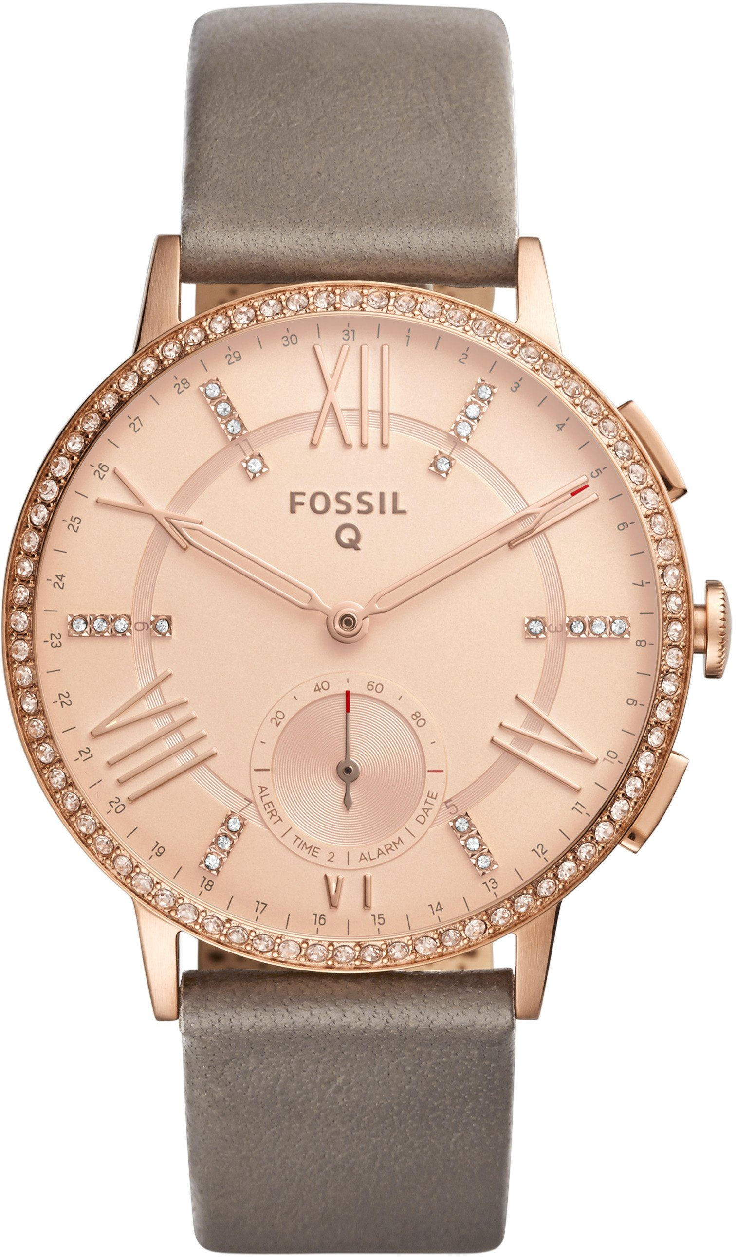 FOSSIL Q Q GAZER, FTW1116 Smartwatch (Android Wear)