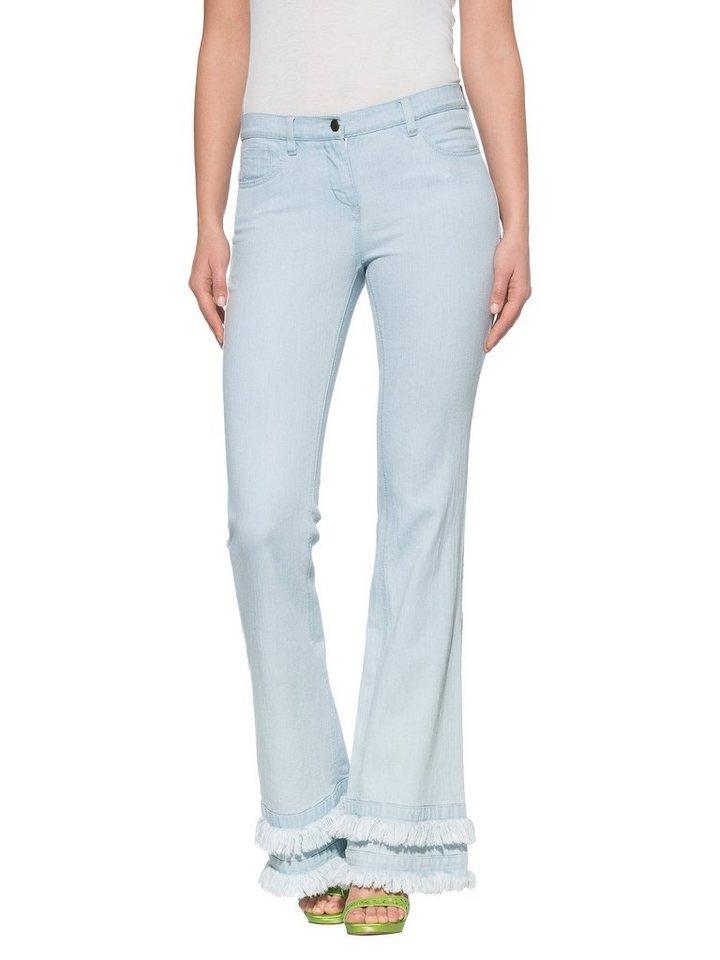 Alba Moda Jeans in bleached