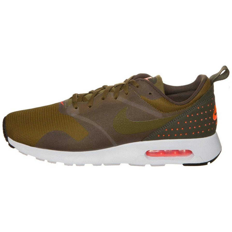 Nike Sportswear Air Max Tavas Sneaker Herren in oliv / koral