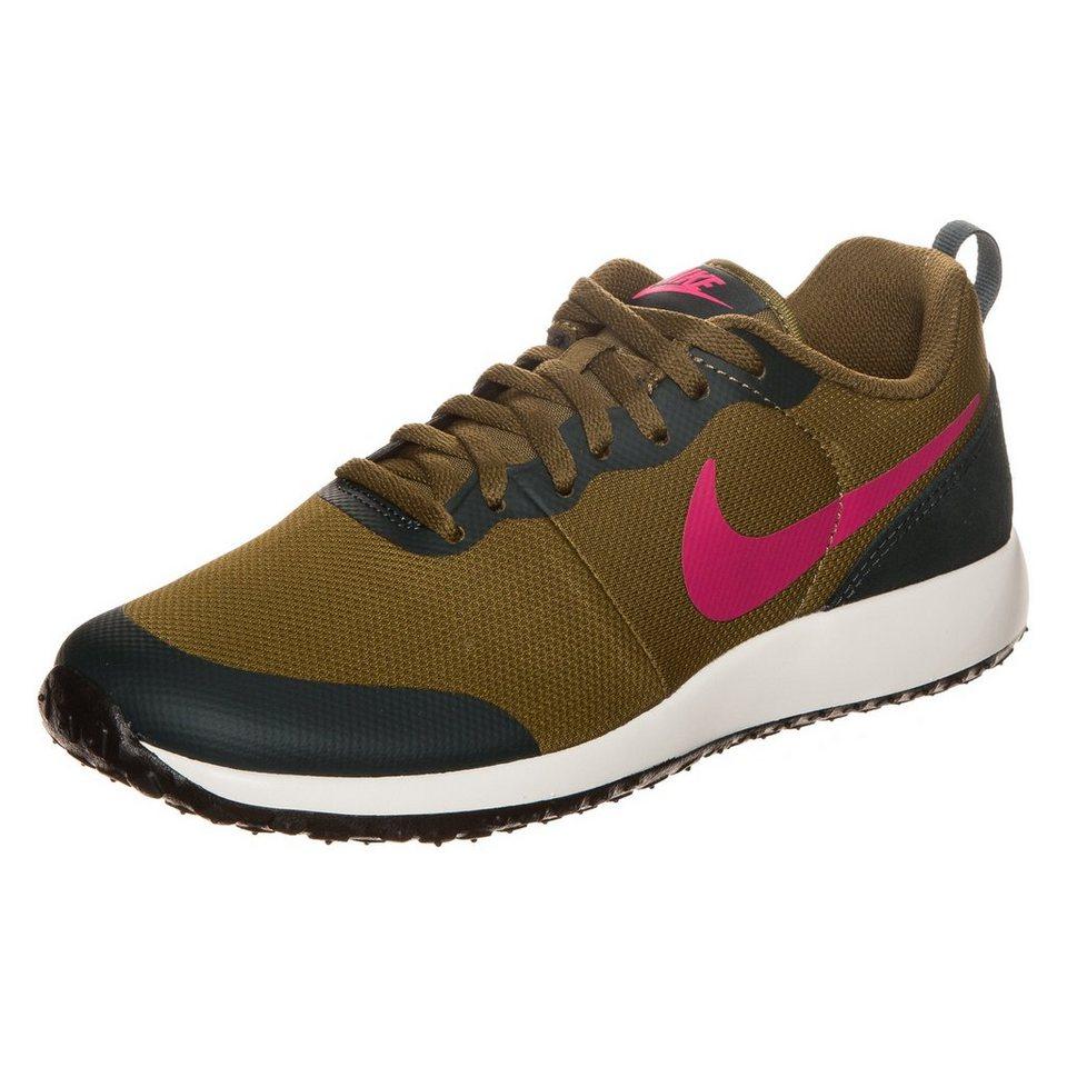 Nike Sportswear Elite Shinsen Sneaker Damen in oliv / pink