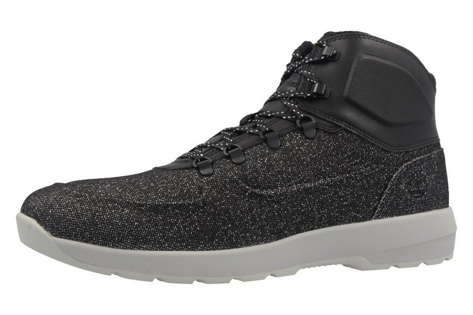 Timberland Boots in Schwarz/Grau