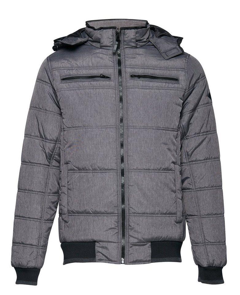 Blend Slim fit, Schmale Form, Jacken in Grau