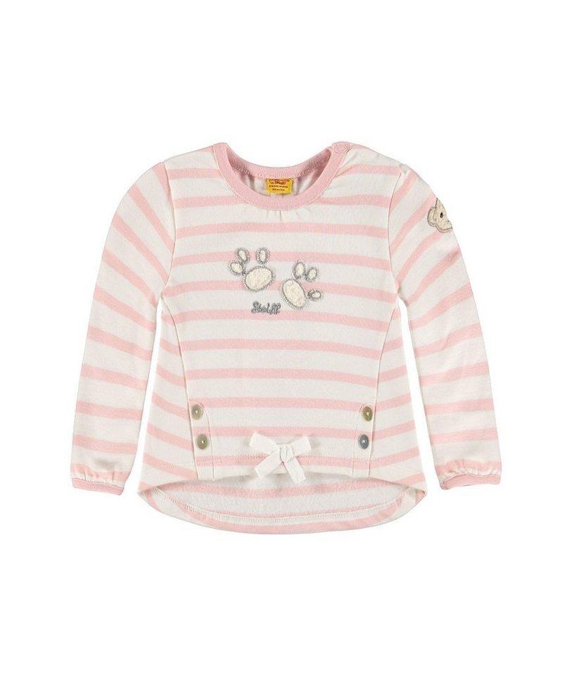 Steiff Collection Sweatshirt langärmlig 1 in Rosa