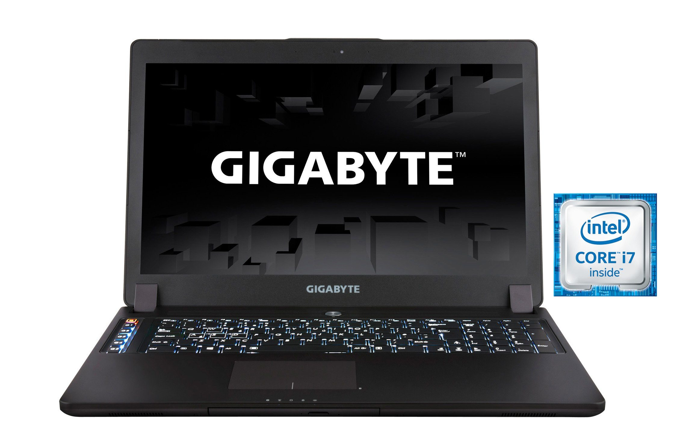"GIGABYTE 17,3"", Intel® i7-6700HQ, 16GB, SSD + HDD, GeForce® GTX 1070 »(P37Xv6-DE426T)«"