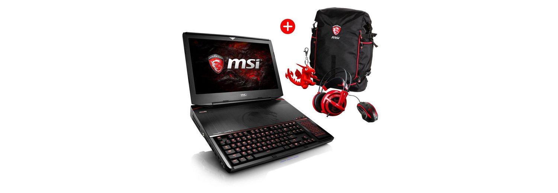 "MSI 18,4"", i7-6920HQ, 64GB, SSD + HDD, 2x GeForce® GTX 1080 »GT83VR-6RF64SR451 (001815-SKU1)«"