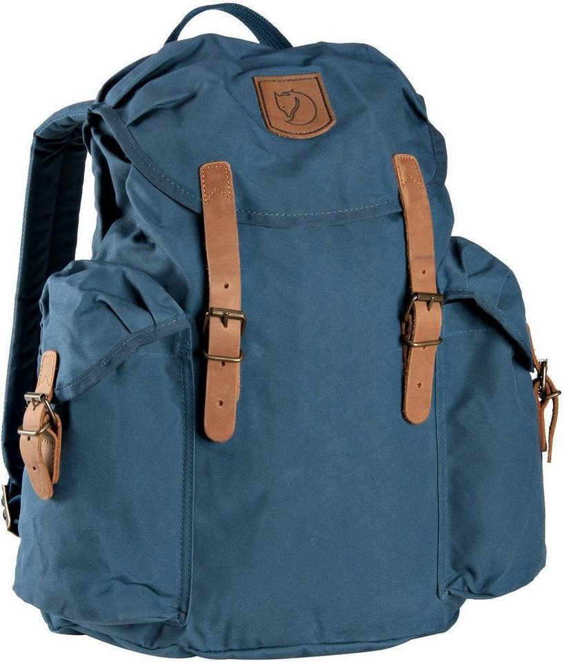 Fjällräven Övik Backpack 15 in Uncle Blue