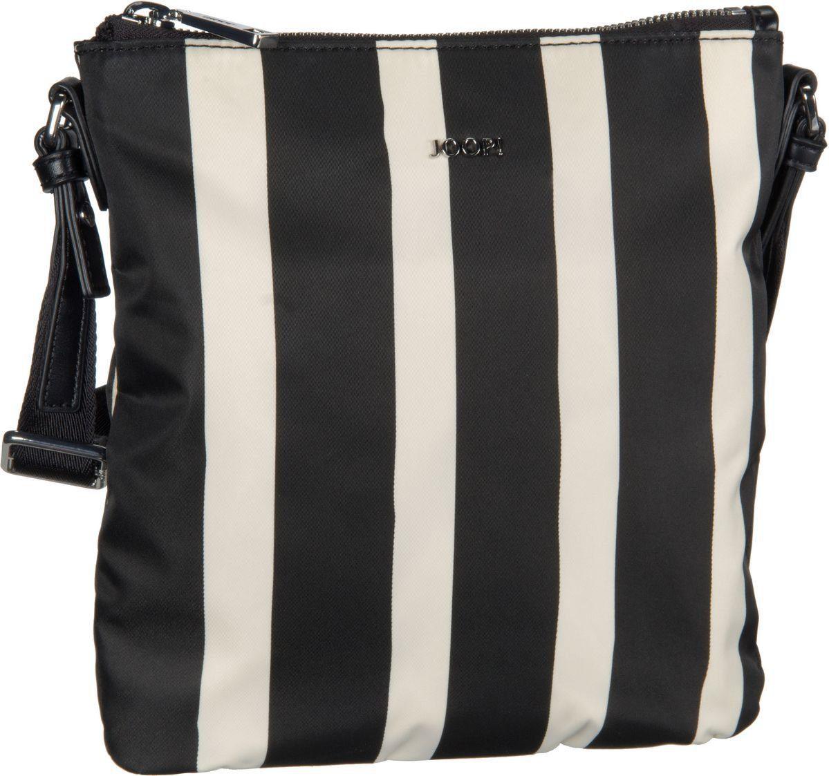 Joop Dia Nylon Stripe Shoulder Bag Small