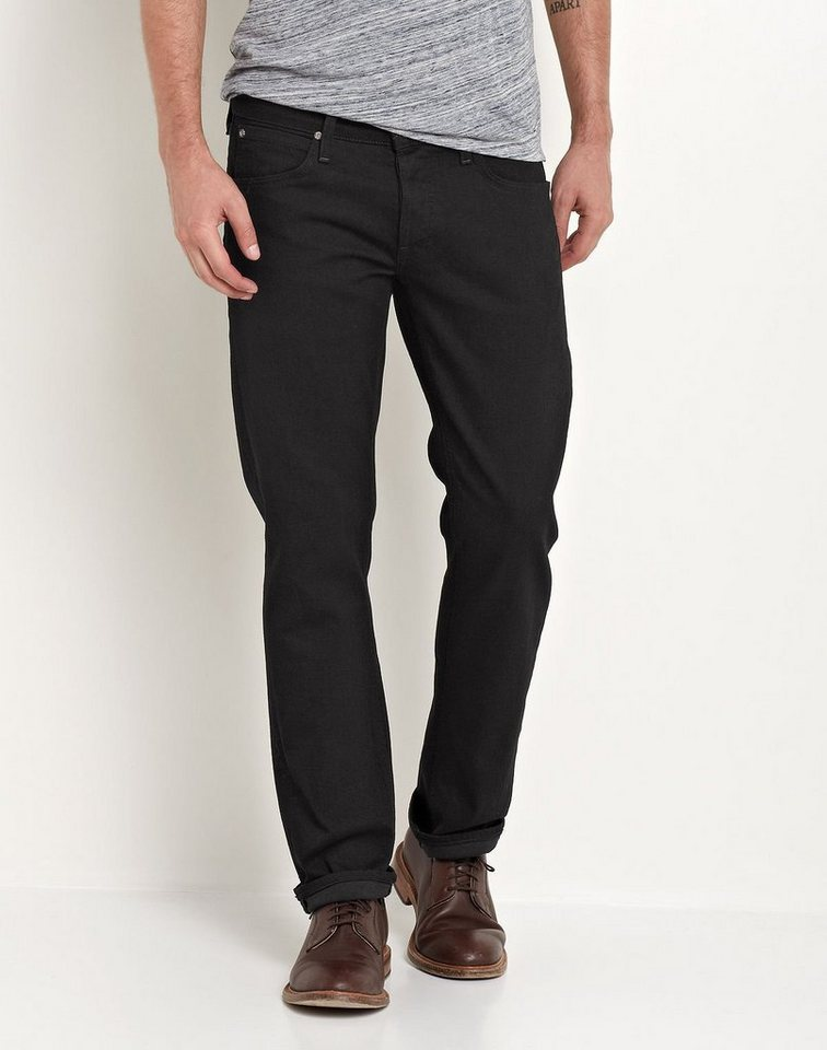 Lee Jeans »DAREN CLEAN BLACK« in schwarz