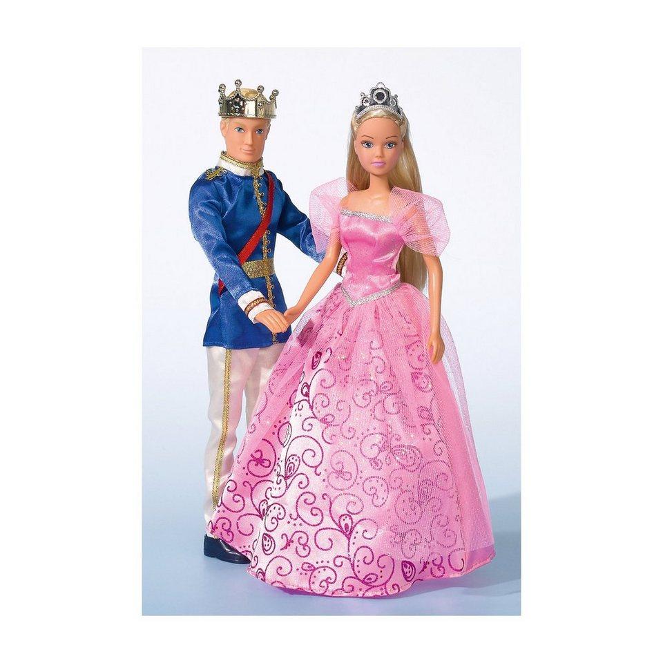 Simba Steffi Love Prinz und Prinzessin