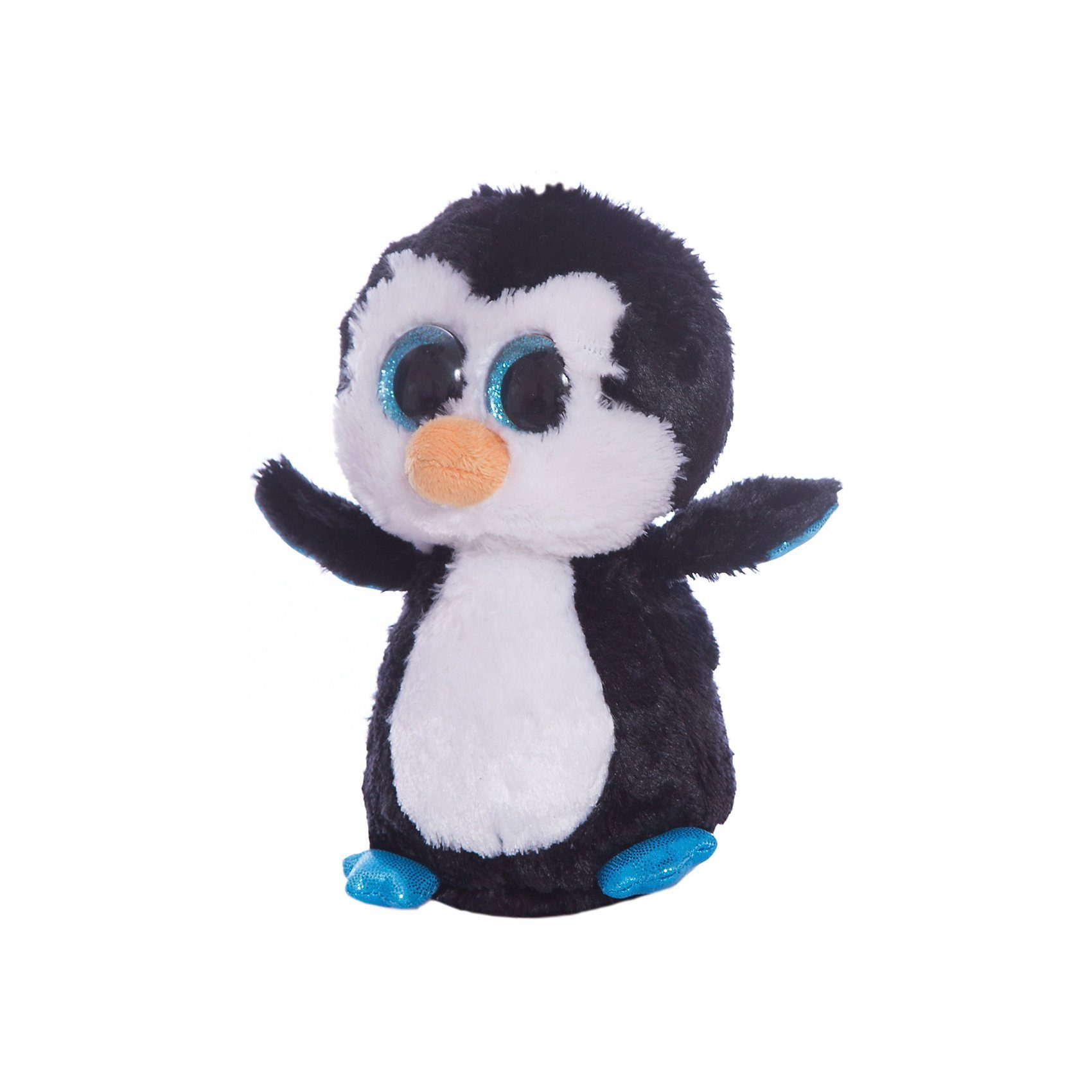 Ty Beanie Boo Pinguin Waddles, 15 cm
