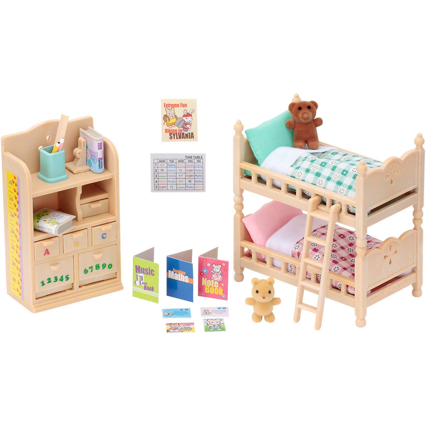 Epoch Traumwiesen Sylvanian Families Kinderzimmer-Möbel