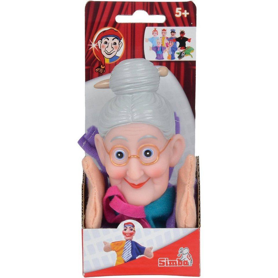 Simba Handspielfiguren - Oma, 27 cm