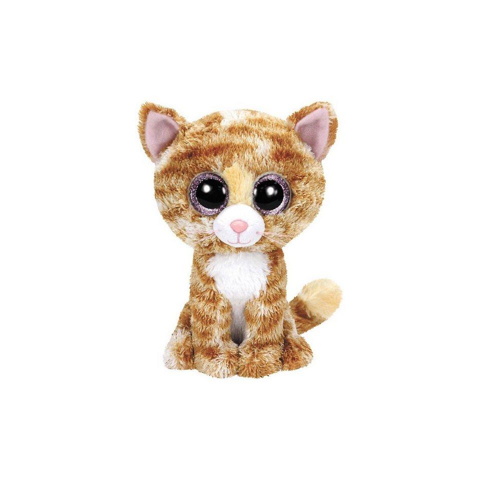 Ty Beanie Boo Katze Tabitha, 15 cm