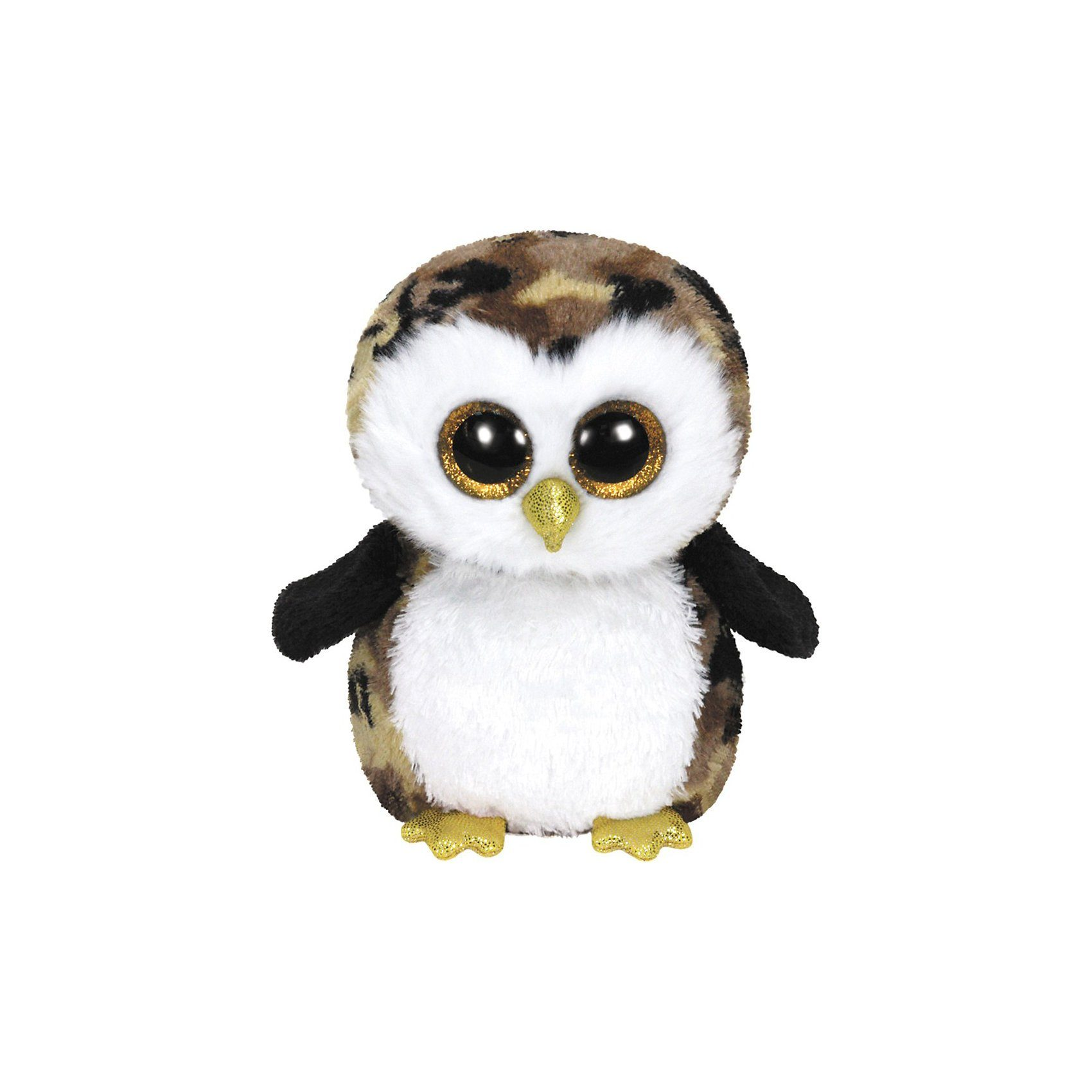 Ty Beanie Boo Eule Owliver,15 cm