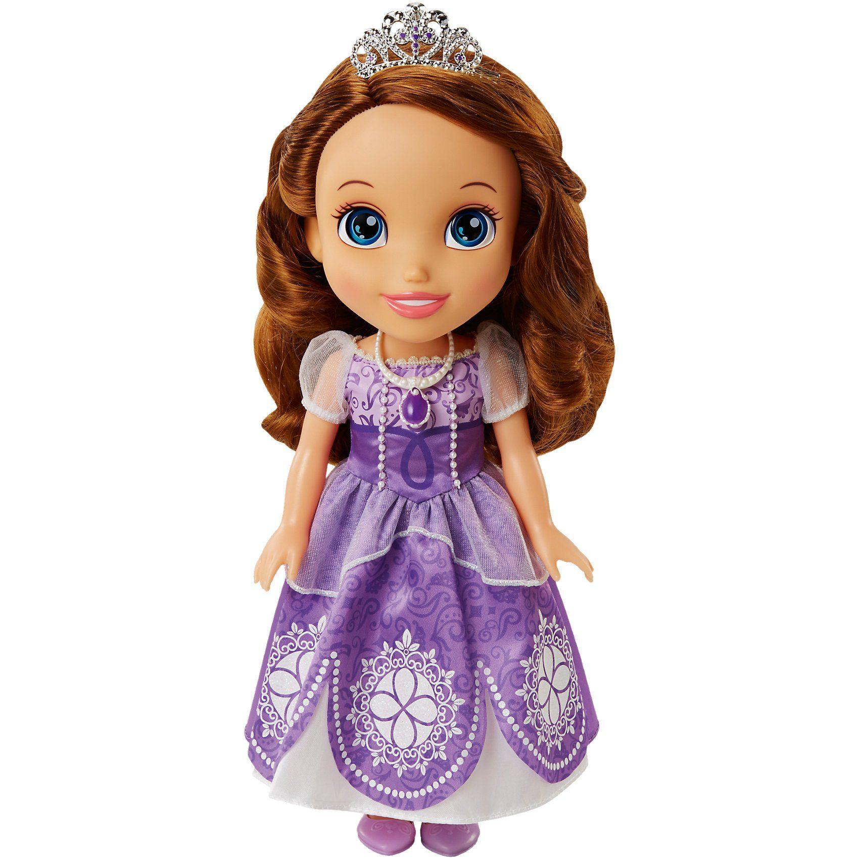 Jakks Pacific Disney Prinzessin Sofia, 35 cm