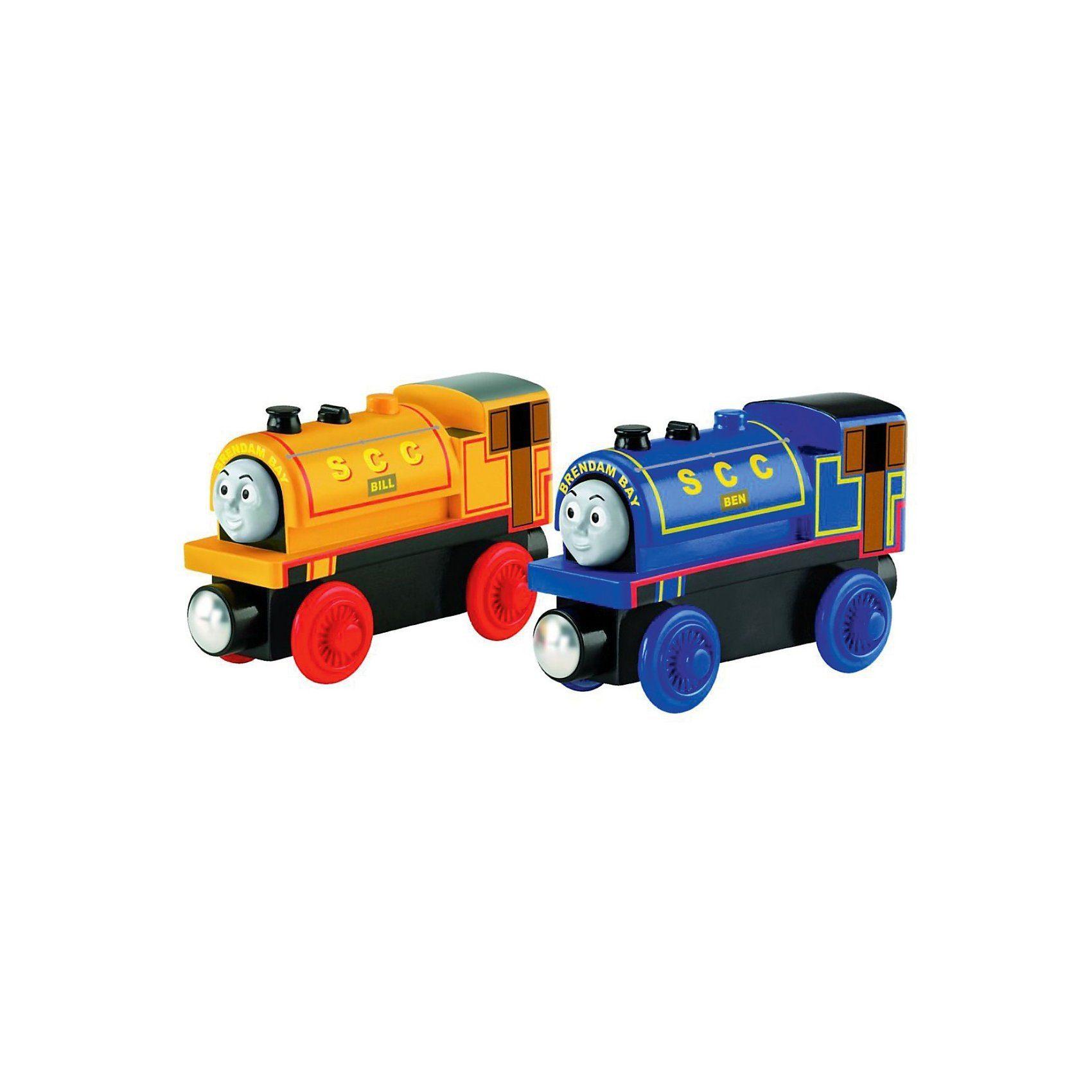 Mattel Thomas und seine Freunde - Bill & Ben - Holz